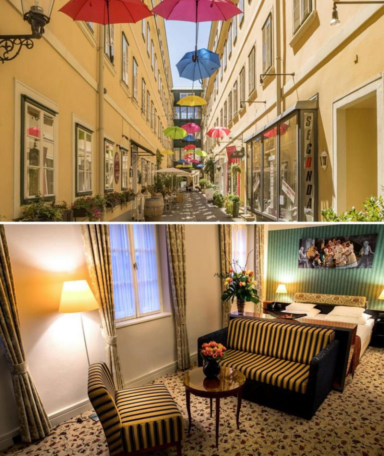 Mercure Grand Hotel Biedermeier Vienna
