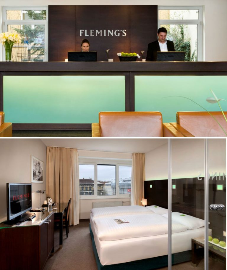 Fleming's Conference Hotel Vienna