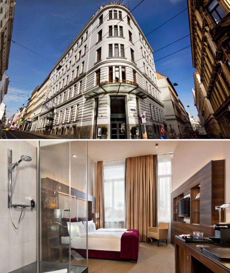 Fleming's Selection Hotel Vienna-City
