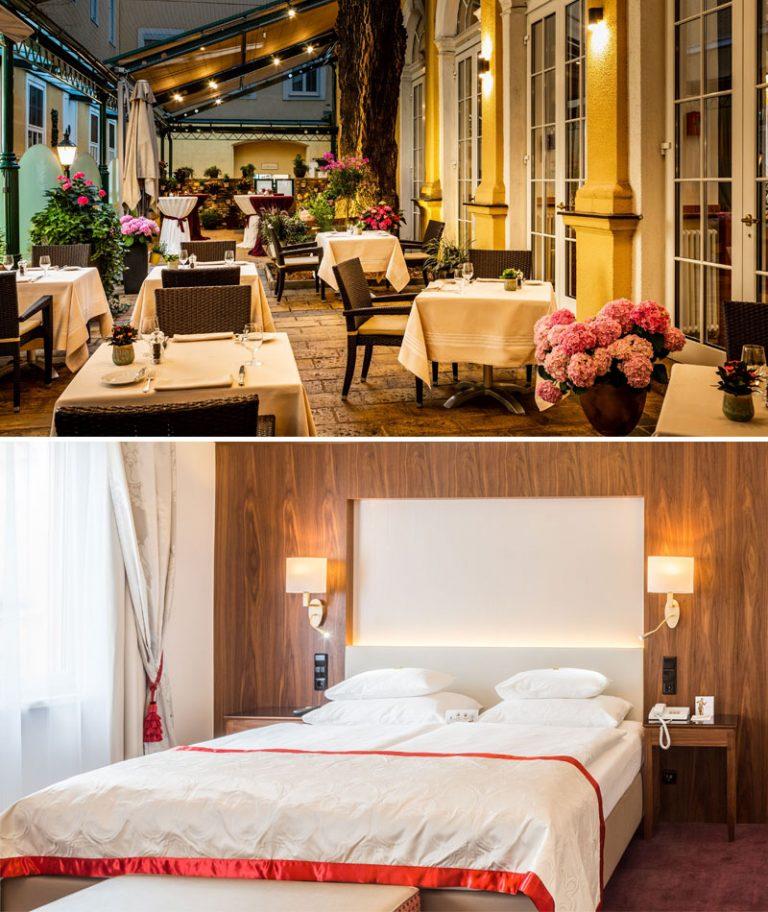 Hotel Stefanie Vienna