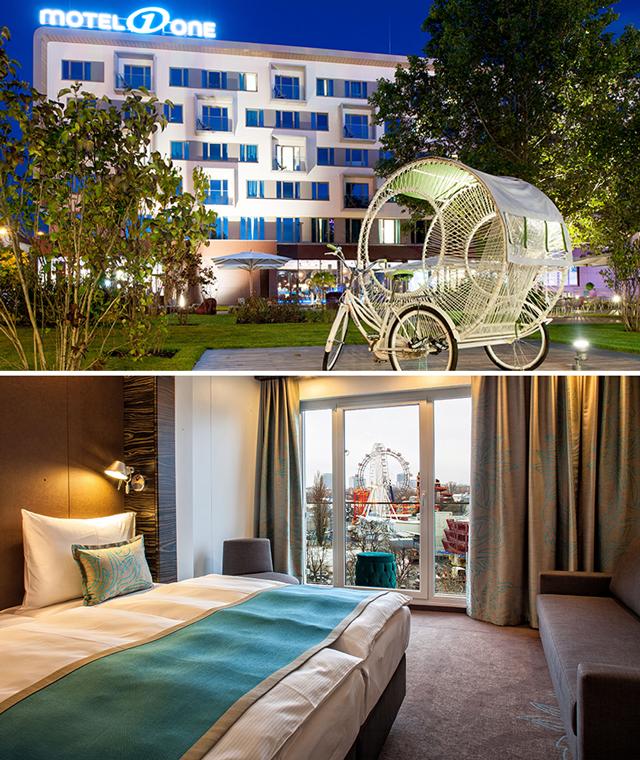 Hotel Motel One Wien-Prater