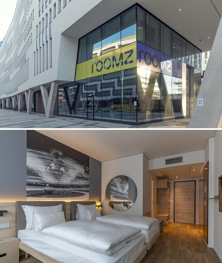 Roomz Hotel Wien Prater